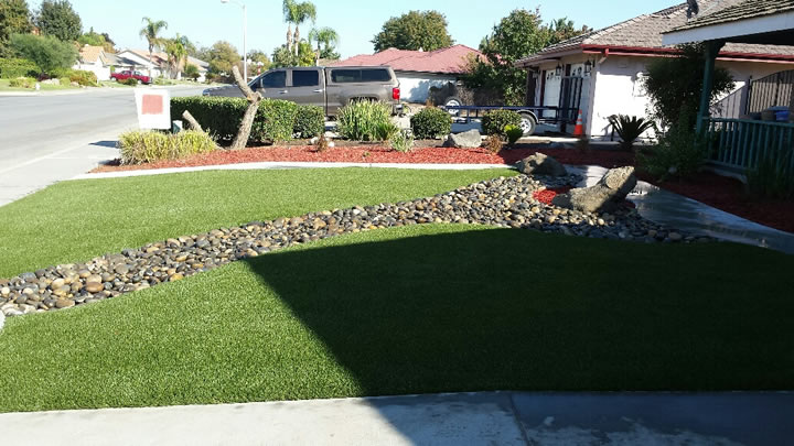 Synthetic Grass Fresno - Southwest Greens 1