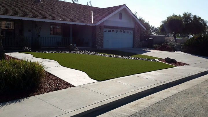 Synthetic Grass Fresno - Southwest Greens 4