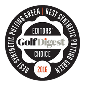 Best Synthetic Grass - Editor's Choice Golf Digest Final